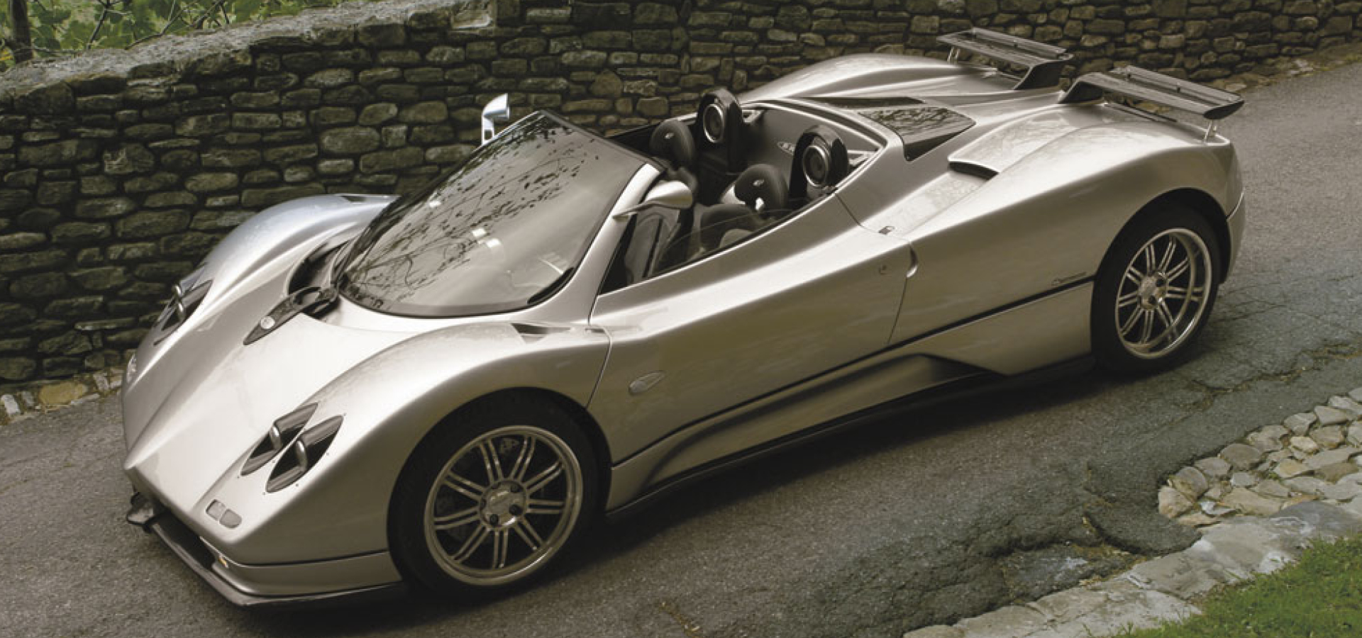 Morel Pagani Automobili Partnership Morel