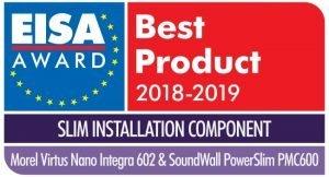 EISA 2018-2019 award logo