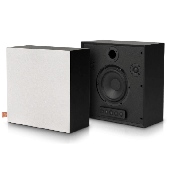 2 Hogtalares speakers