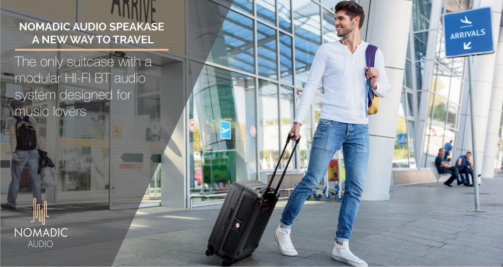 Nomadic new way to travel