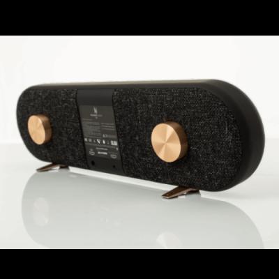 Nomadic Audio Speakase SB1 speaker back view