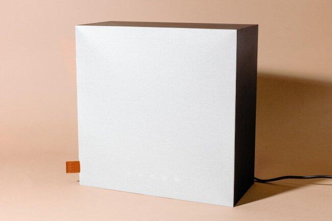 Hogtalare BT speaker with white grille