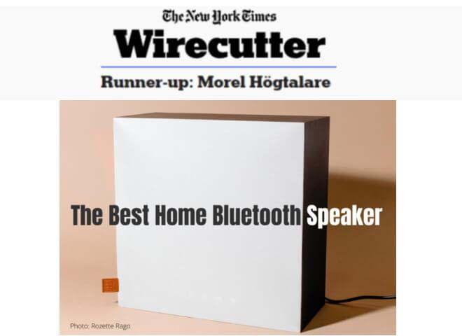 Hogtalare best runner up NYT review